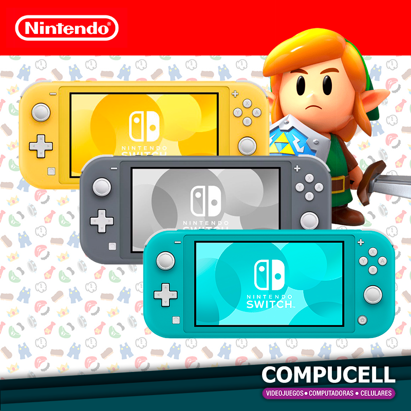 Nintendo Switch Lite – Consola